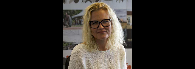 Mød Sandie Jurlander hos Dansk Mobilscene
